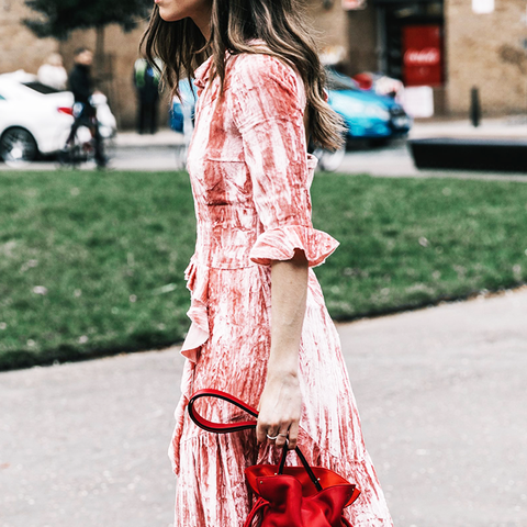 5 Ways to Wear Maxi Dresses This Winter