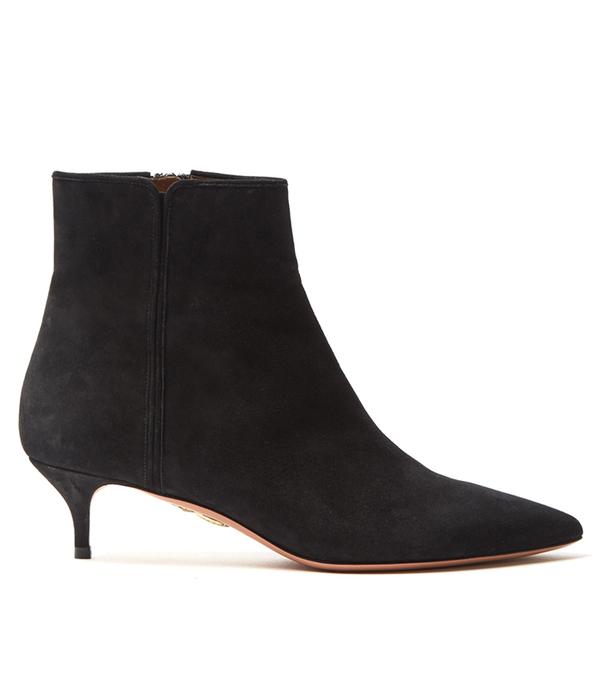 Quant suede ankle boots