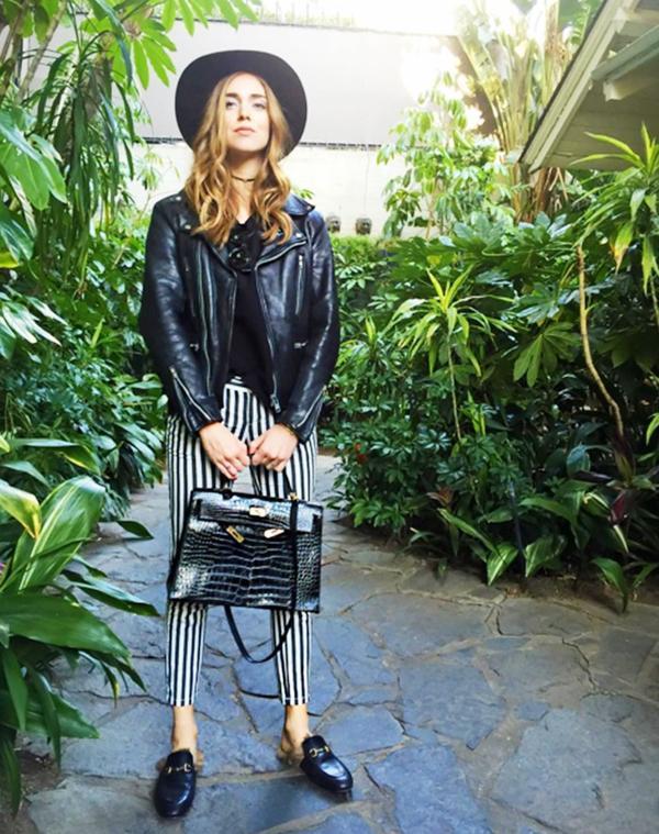 Chiara Ferragni, The Blonde Salad Followers: 5.7 million