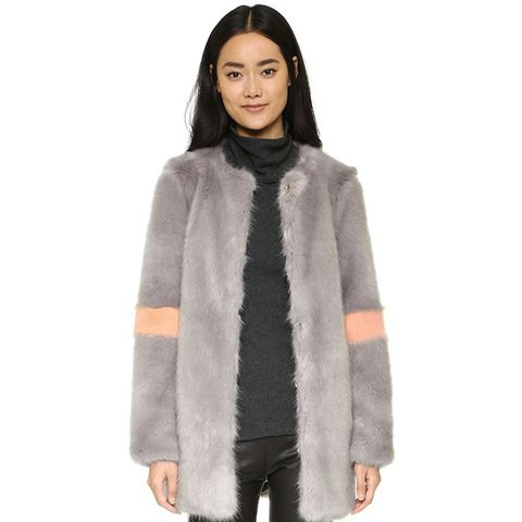 Ariel Faux Fur Coat