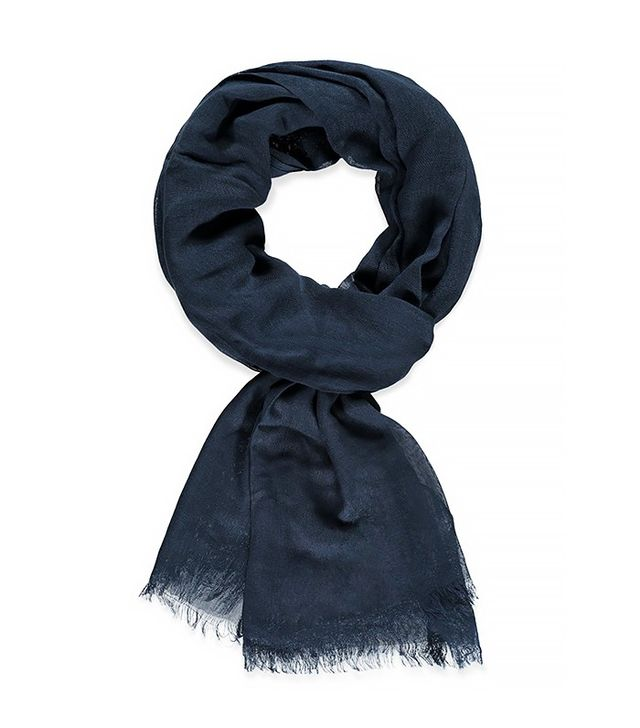 Forever 21 Frayed Woven Scarf