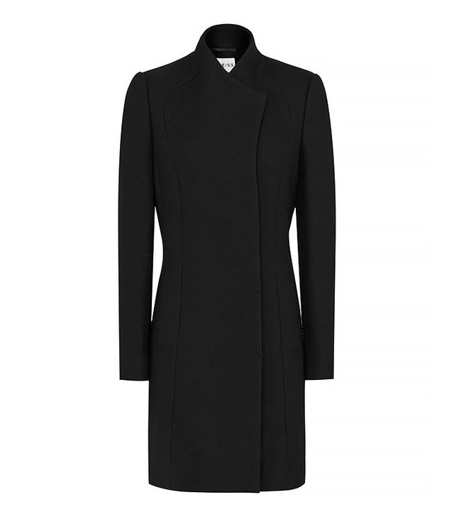 Reiss Melania High-Neck Coat