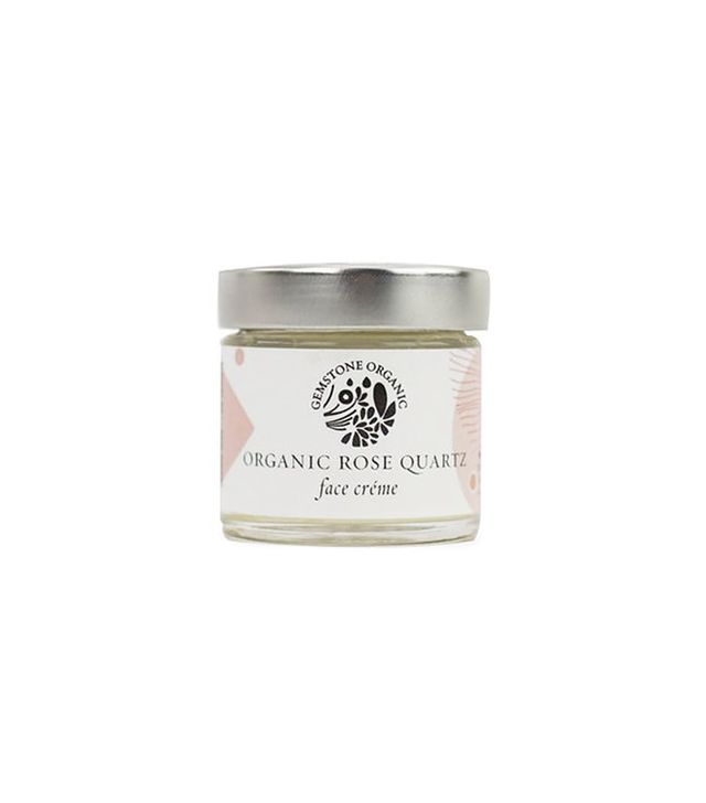 Gemstone Organic Rose Quartz Créme