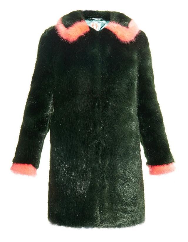 Shrimps Abatha Faux-Fur Coat