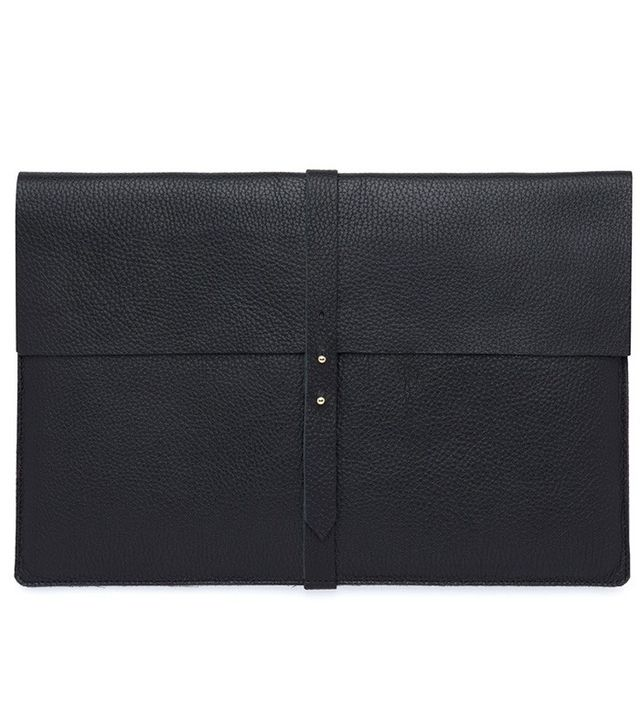 Cuyana Leather Laptop Sleeve
