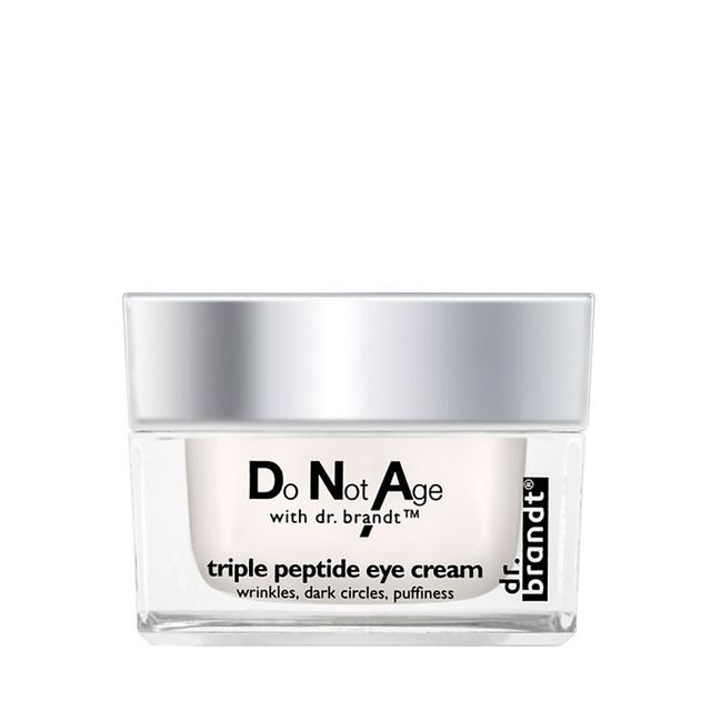 Do Not Age With Dr. Brandt Triple Peptide Eye Cream