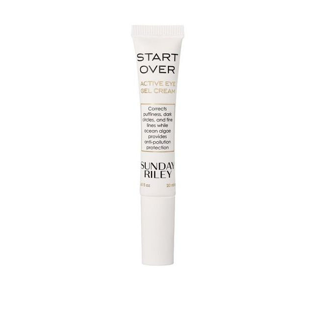 Sunday Riley Start Over Active Eye Gel Cream