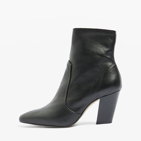 Morticia Ankle Boots