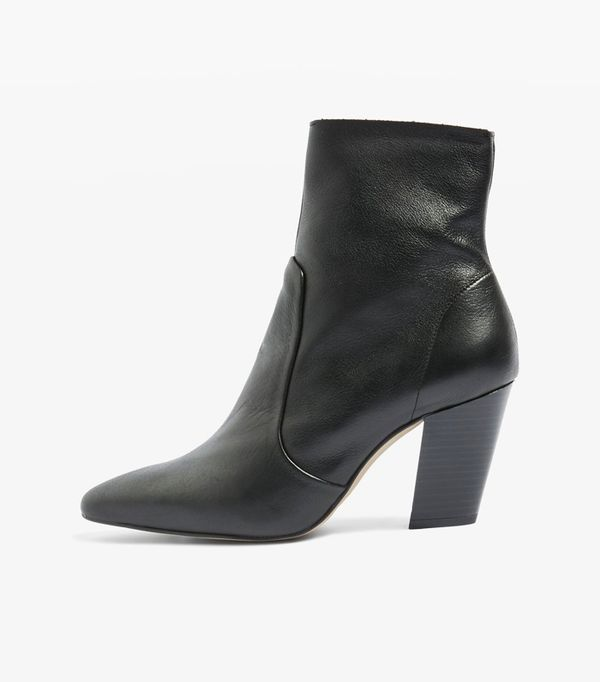 Best Black Ankle Boots: Topshop Morticia Ankle Boots
