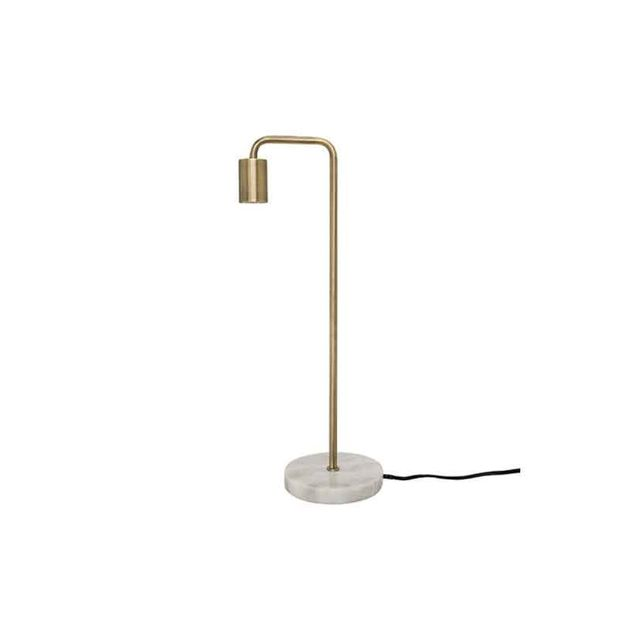 Freedom Metro Table Lamp 55cm in Brass Colour