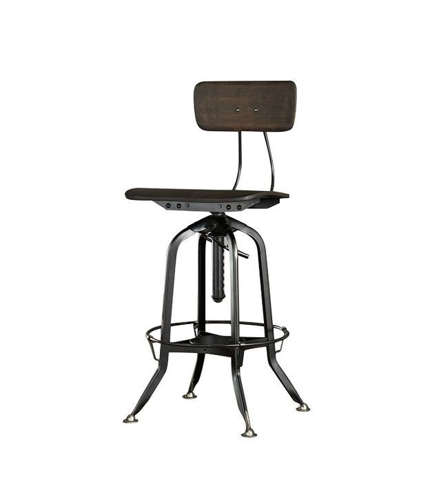 Restoration Hardware Vintage Toledo Bar Chair