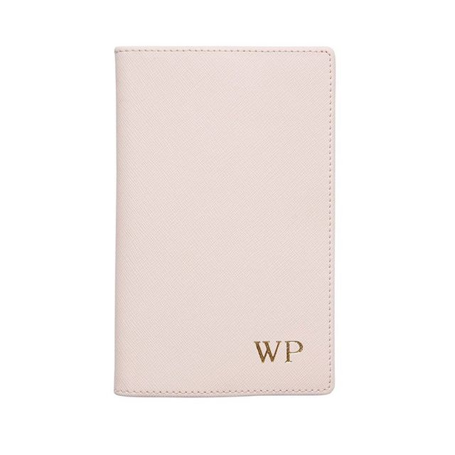 The Daily Edited Passport Holder