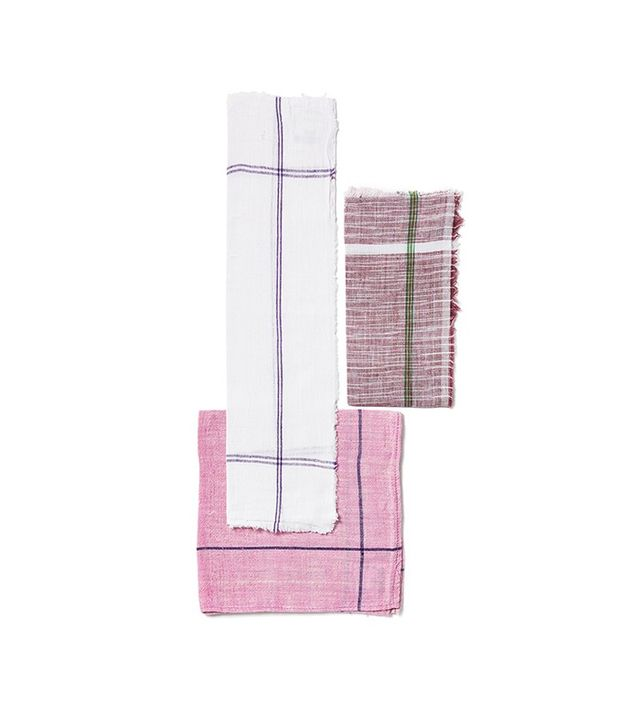 ABC Home Variegated Cotton Napkins