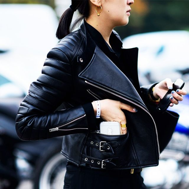 This Is The Jacket That Will Always Be In Vogue, So You Obviously Need One