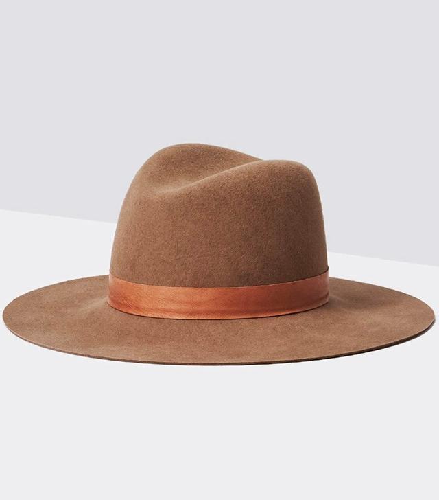 Janessa Leone Clay Hat