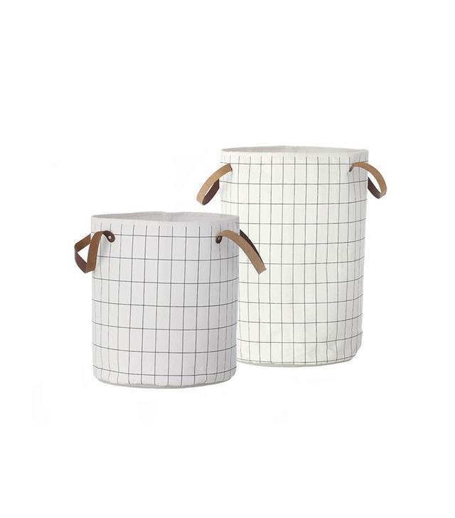 TRNK Grid Laundry Baskets