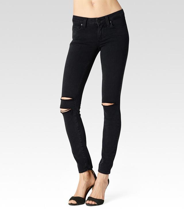 Paige Verdugo Joannie Destructed Jeans