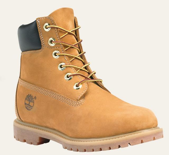 Timberland Women's 6-Inch Premium Waterproof Boots