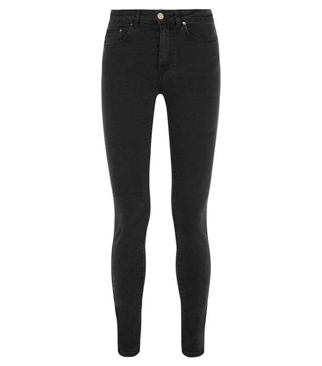 H&M Pin High-Rise Skinny Jeans