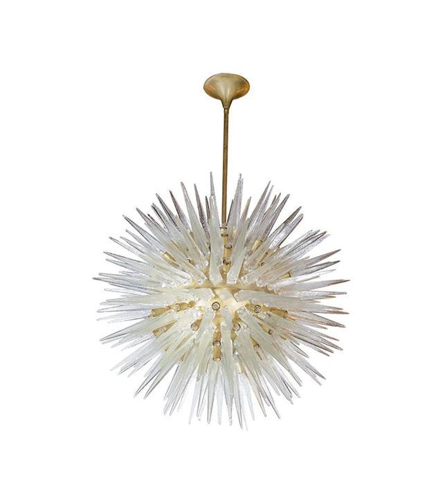 High Style Deco Midcentury Sputnik Chandelier