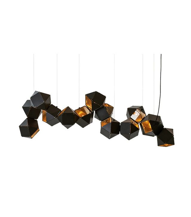 Gabriel Scott Welles Long Chandelier