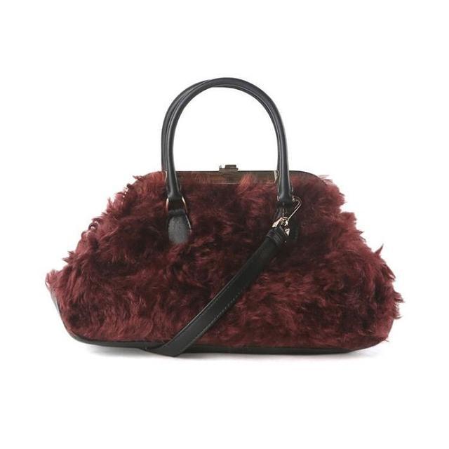 Rochas Petit Mohair Lady Bag