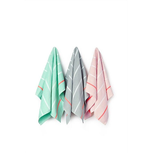 Lorie Tea Towel Pack of 3