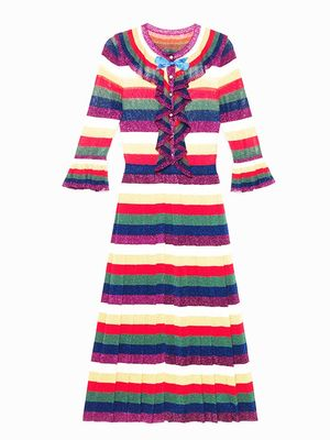 Love, Want, Need: Gucci's Rainbow Dress