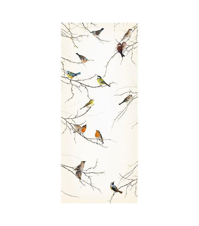 Brewster Wallpaper Birds 2 Panel Photomural