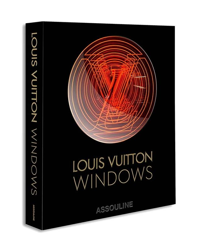 Assouline Louis Vuitton Windows