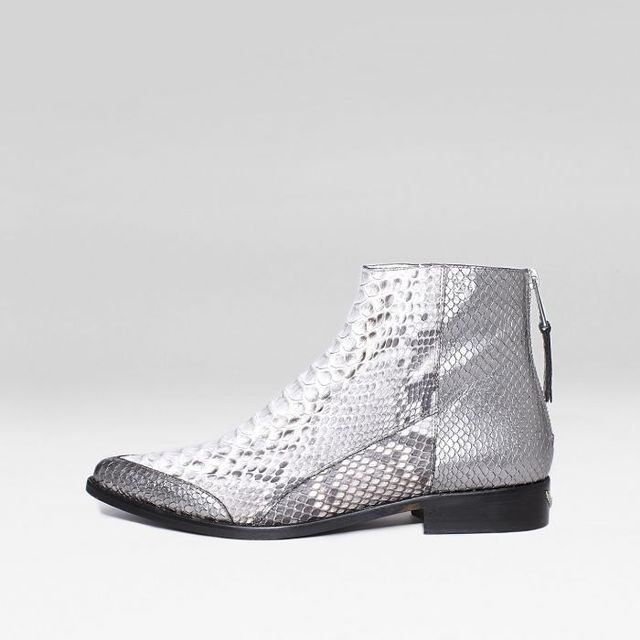 Zadig & Voltaire Mods Fashion Show Boots