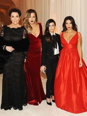 The Adorable Reason So Many Kardashians Are Missing From Their Christmas Card