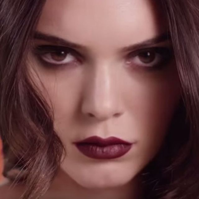 Kendall Jenner Is a Fiery Goddess in This Sexy New LOVE Video