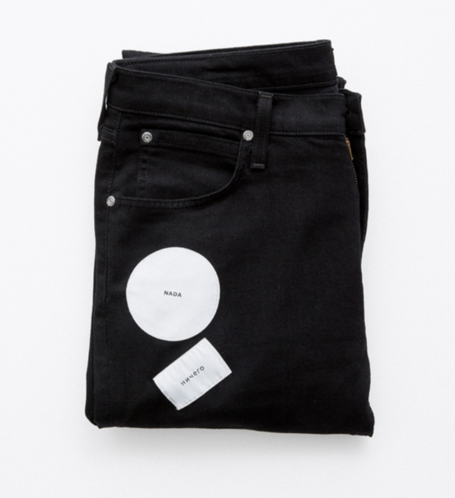 Soulland x Lee Ingenting Jeans with Patches