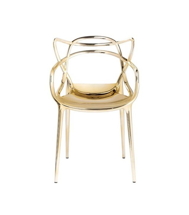 Kartell Masters Gold Edition Set of 2 Chairs