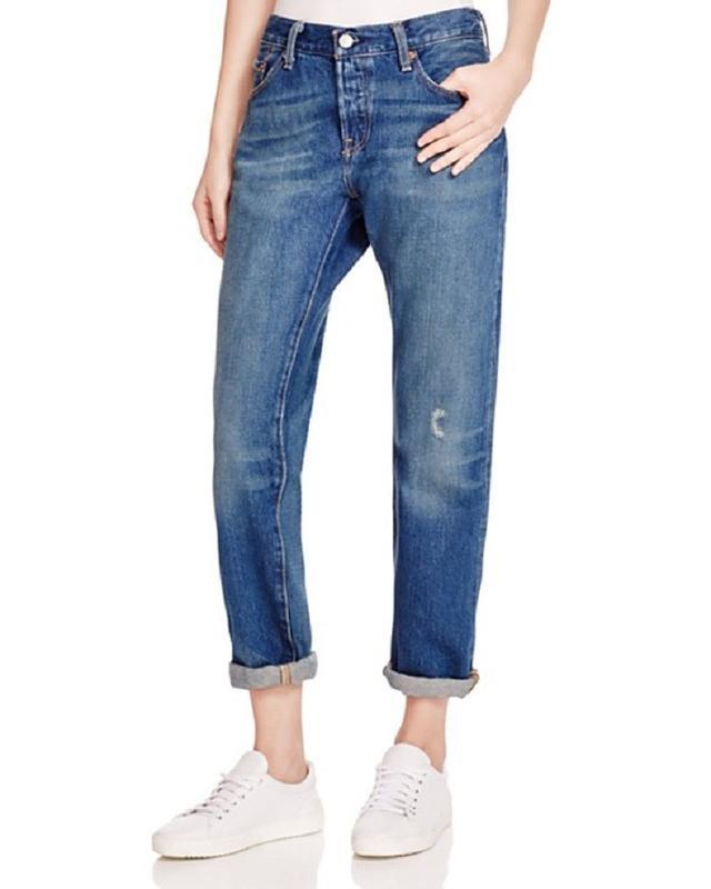 Paige Jimmy Jimmy Skinny Jeans in Ringo