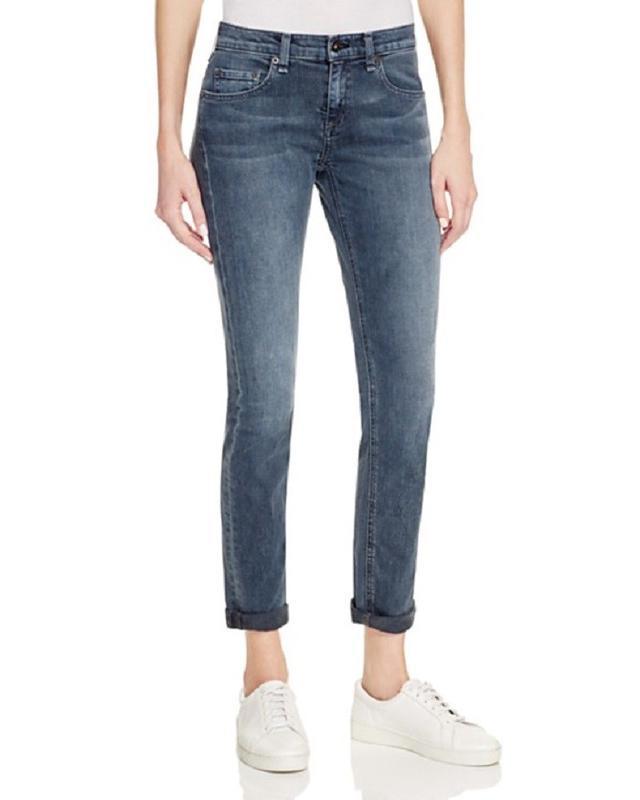 Rag & Bone/JEAN Boyfriend Jeans in Mansfield