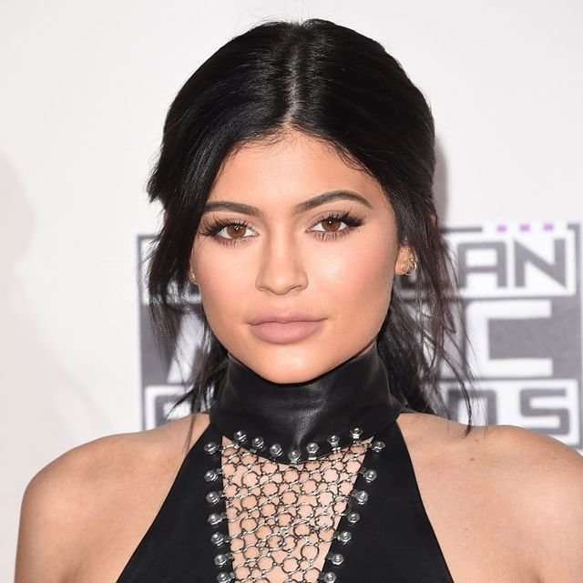 Olivier Rousteing Gave Kylie Jenner the Best Christmas Present