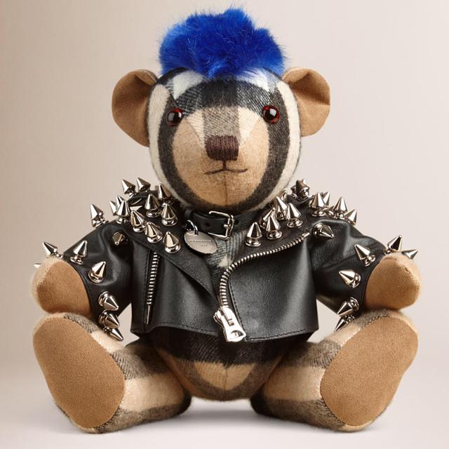 Burberry The Punk Thomas Bear