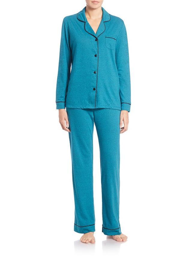 Cosabella Bella Long-Sleeve Pajama Set