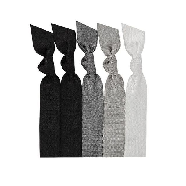 Emi Jay Solid Hair Tie 5-Pack