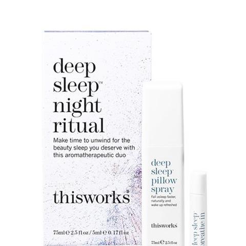 Deep Sleep Night Ritual