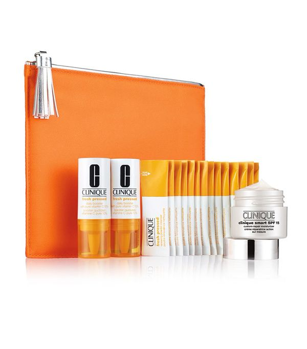 Best sale buys: Clinique Fresh Pressed Skincare Set