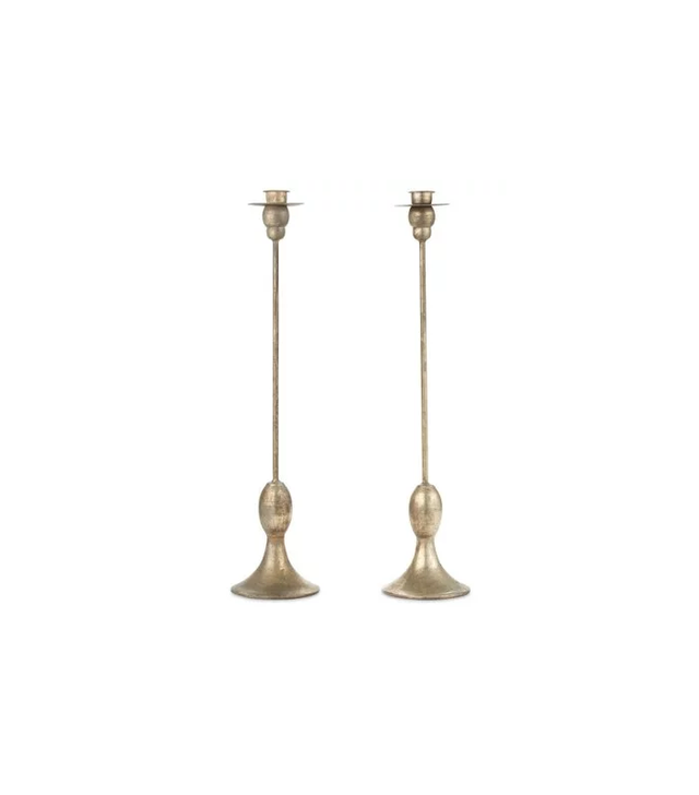 One Kings Lane 2 Norwell Candlesticks