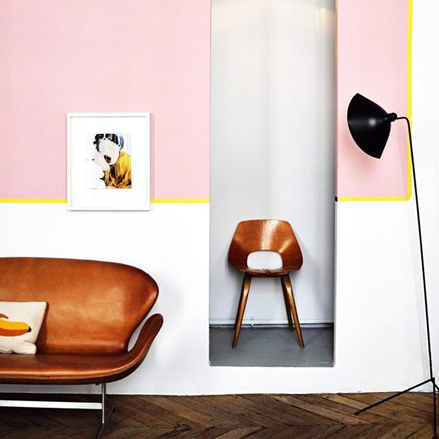Inside a 1950s-Inspired Paris Apartment