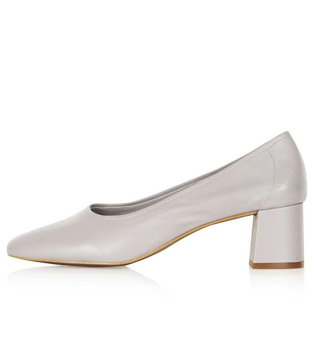 Topshop JUNO Soft Ballet Mid Shoes