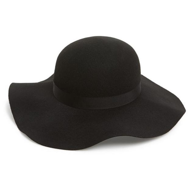 Topshop Floppy Felt Hat