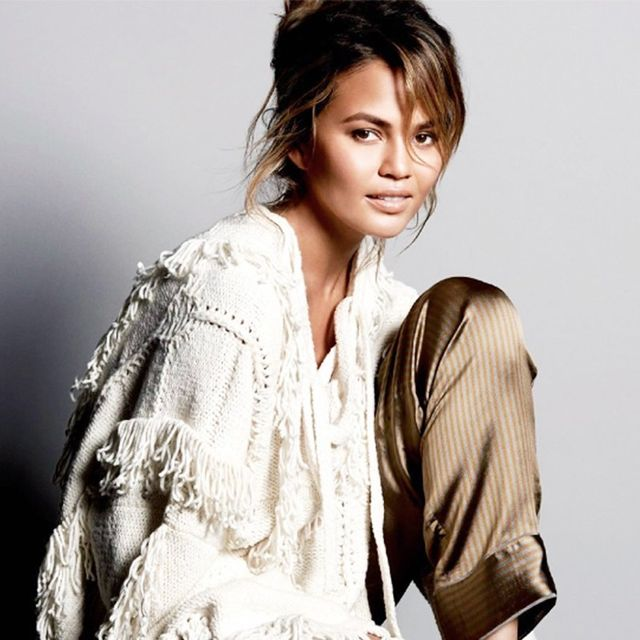Chrissy Teigen Gets Her First Vogue Cover, and the Pictures Are Amazing