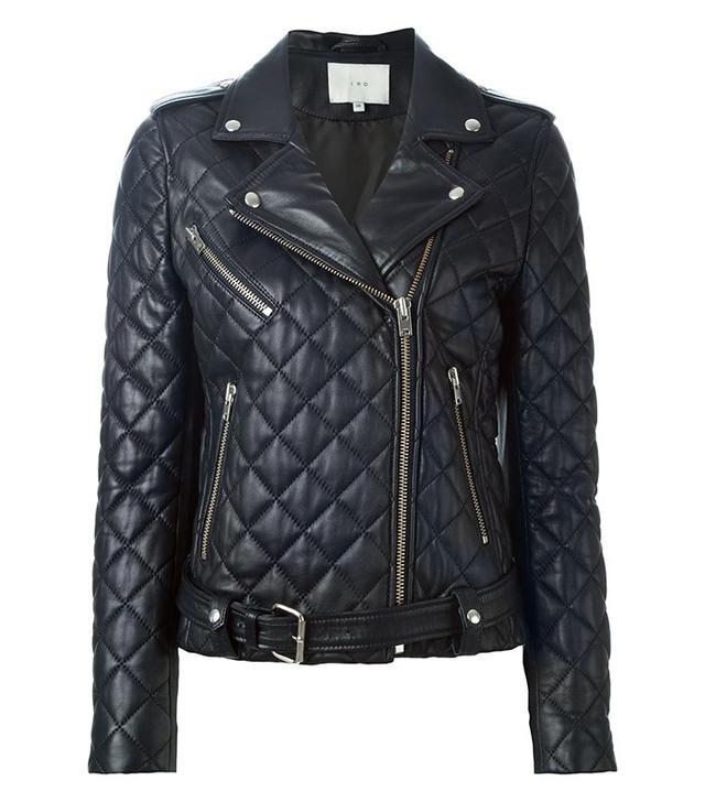 Iro Quilted Biker Jacket
