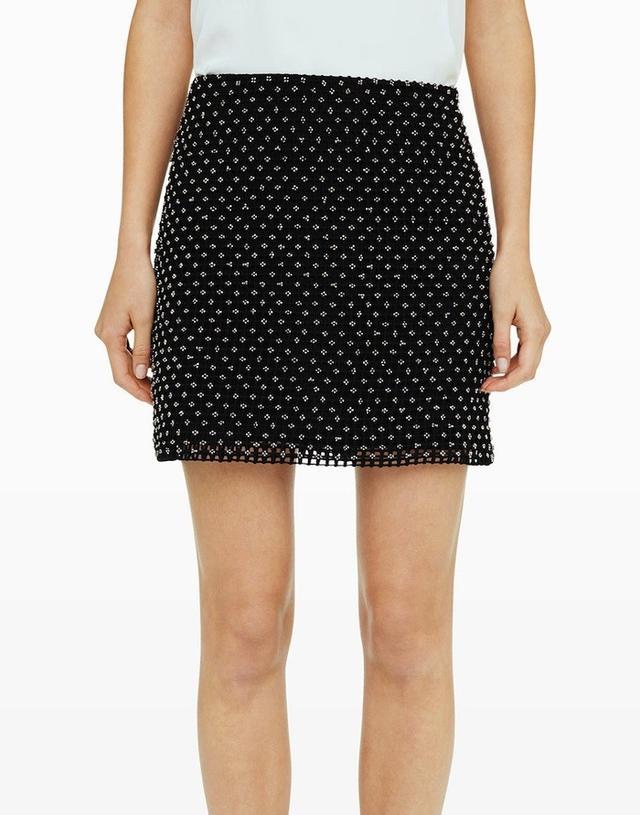 Club Monaco Talene Beaded Skirt